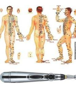 Electric Magnet Therapy Meridian Energy Pen