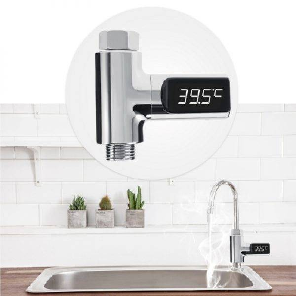 Water Temperature Meter for Baby Bath Care