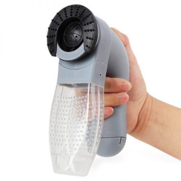 Pet Massage Cleaning Vacuum Cleaner