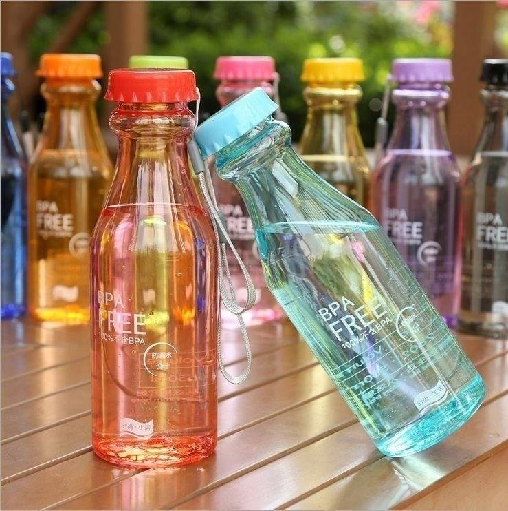 Unbreakable Outdoor Sports Travel Water Bottle