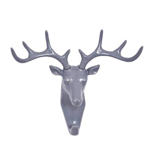 Deer Head Key Holder