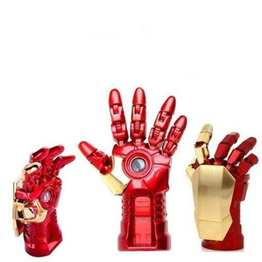 The avengers Iron Man USB Flash Drive 128GB 64GB 32GB 16GB 8GB