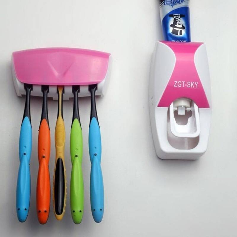 Toothbrush Automatic Dispenser