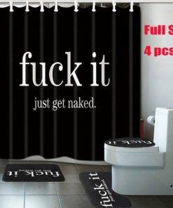 Fuck it get naked