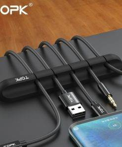 Cable Organizer – Clips Cable Holder