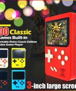 400 Video Game RETRO-FC Mini Handheld Game Console