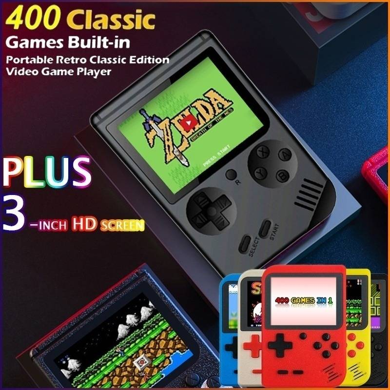 400 Video Game RETRO-FC Mini Handheld Game Console