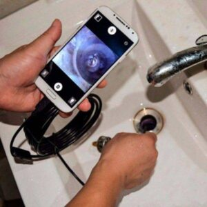 Waterproof Snake Tube Endoscope Camera For Android