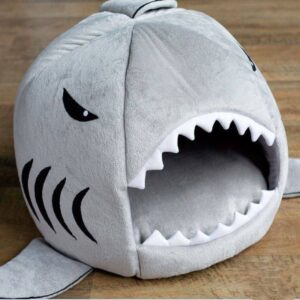 cool pet house shark
