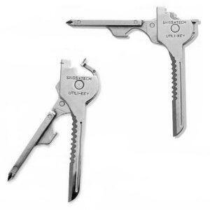 Stainless Utili Key 6 in 1 Keychain  Multi-Tool