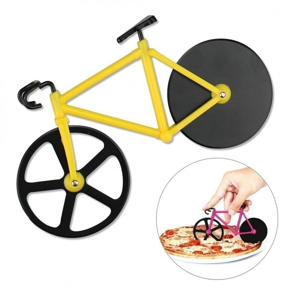 Bicycle Shape Pizza Cutter