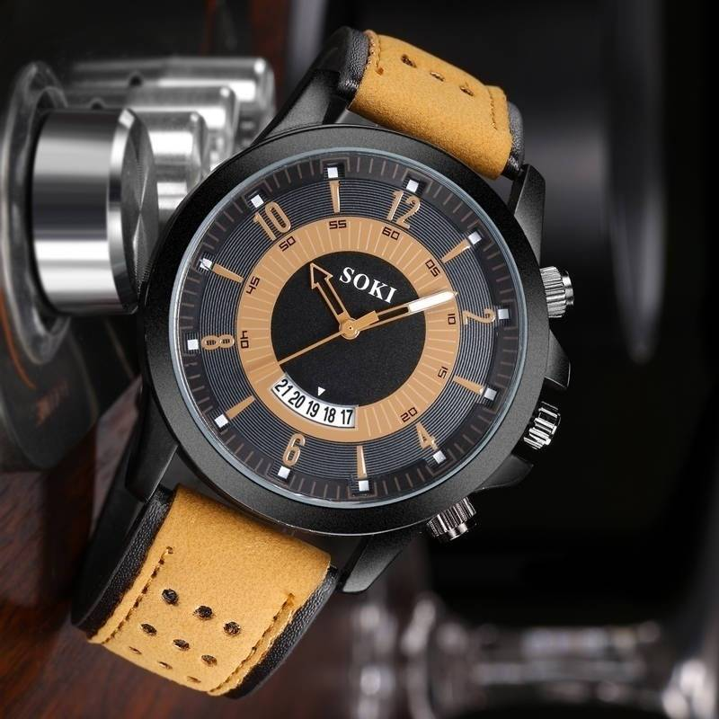 Retro Classic Watch For Men
