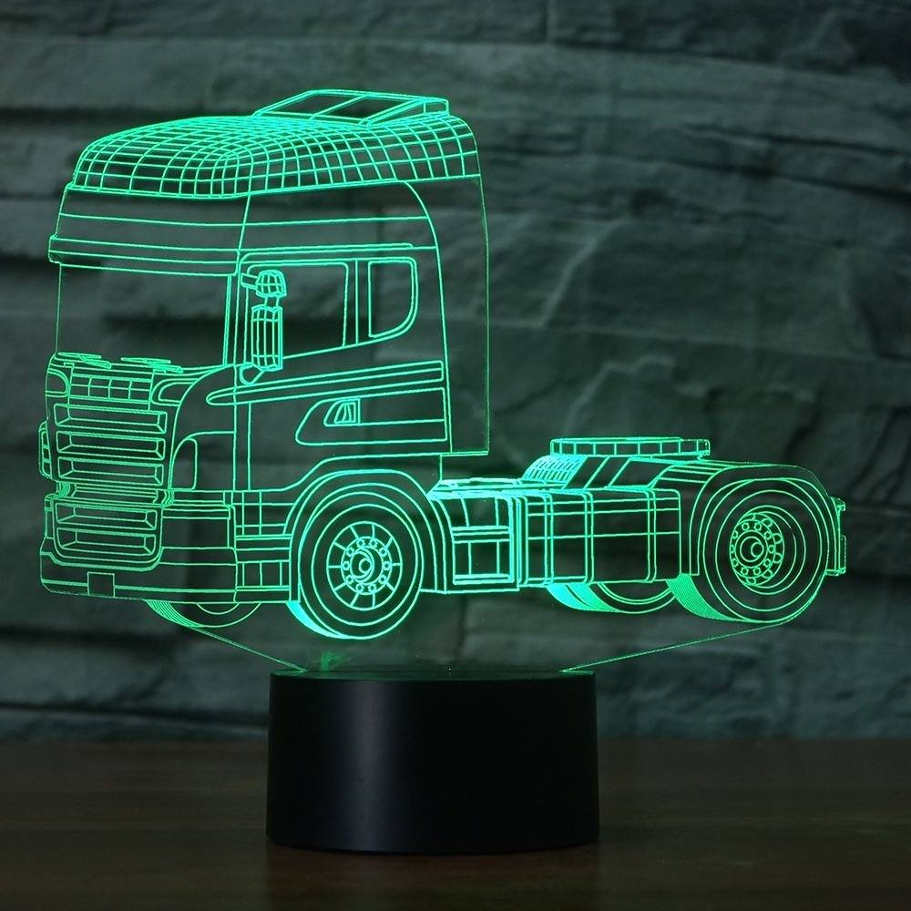 3D Illusion Color Changing Night Lamp 3D Illusion Color Changing Night Lamp 3D Illusion Color Changing Night Lamp