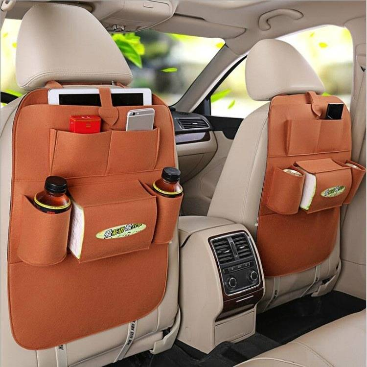 Portable Car Hanging Storage Box