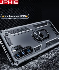 Magnetic armor case for huawei p30