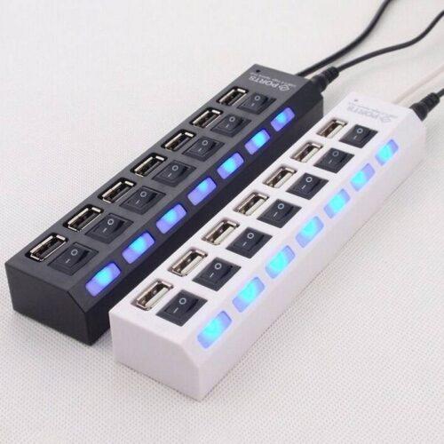 High-Speed Multi-Port USB Splitter