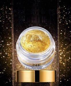 24K Gold Hyaluronic Acid Eye Serum Anti Wrinkle Remover Dark Circles Eye Cream Against Puffiness Anti 2 24K Gold Anti Aging Hyaluronic Acid Eye Serum