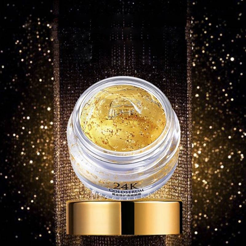 24K Gold Anti Aging Hyaluronic Acid Eye Serum