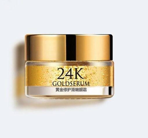 24K Gold Anti Aging Hyaluronic Acid Eye Serum