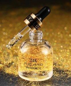 24K Gold Six Peptide Face Care – Anti Wrinkle Eye Cream