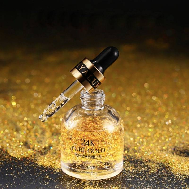 24K Gold Six Peptide Face Care – Anti Wrinkle Eye Cream