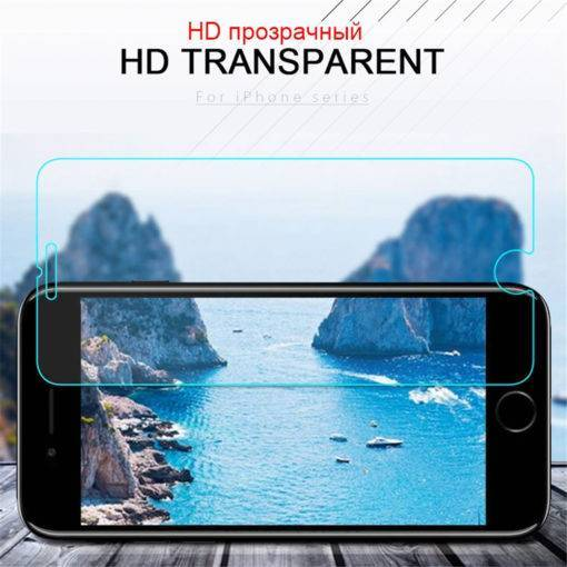 9H Upgrade Tempered Screen Protector