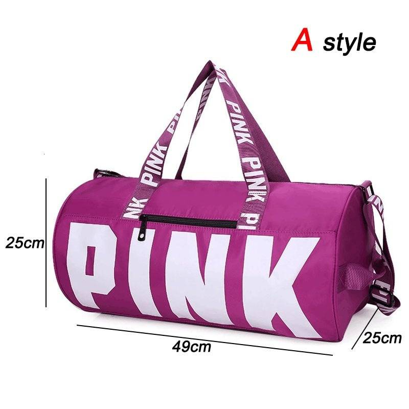 Gym Handbag – Shoulder Sport Bag