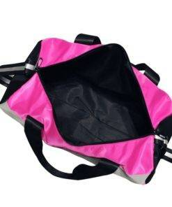 SNUGUG Outdoor Woman Gym Bag New Gym Bag Men Nylon Pink Sports Bags For Fitness Women 3 Gym Handbag - Shoulder Sport Bag