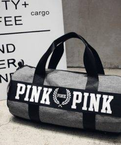 SNUGUG Outdoor Woman Gym Bag New Gym Bag Men Nylon Pink Sports Bags For Fitness Women 6 Gym Handbag - Shoulder Sport Bag