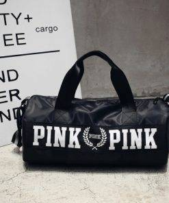 SNUGUG Outdoor Woman Gym Bag New Gym Bag Men Nylon Pink Sports Bags For Fitness Women 8 Gym Handbag - Shoulder Sport Bag
