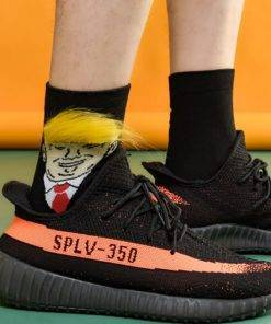 President Donald Trump Socks – Geeky Clothing