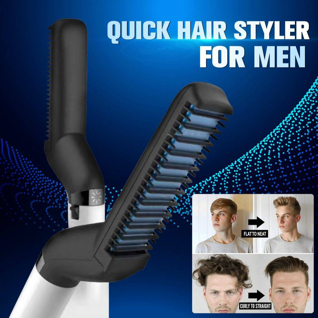 Fast Hair Styler for Men Fast Hair Styler for Men