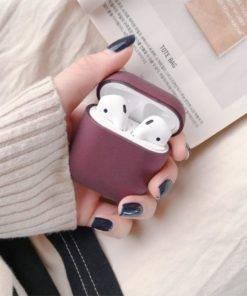 H016ae8de92504ac587f2e0021f0c5dfeN Wireless Bluetooth Earphone Case For Apple AirPods