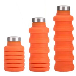 DIY Collapsible Water Bottle