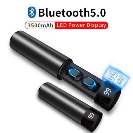 Wireless Earbuds 3D Stereo – Dual Mic Mini Bluetooth Earphone