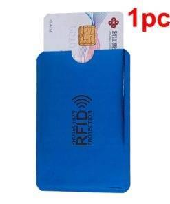 H29be9f23c8fb418b960f6878d9bc286bs Wallet Blocking Reader Lock Bank Card Holder