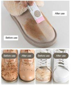 H2b823e9fc3114e9497d6a2ef516d60e8q Leather Cleaner - Dirt Eraser For Leather Shoes and Anything