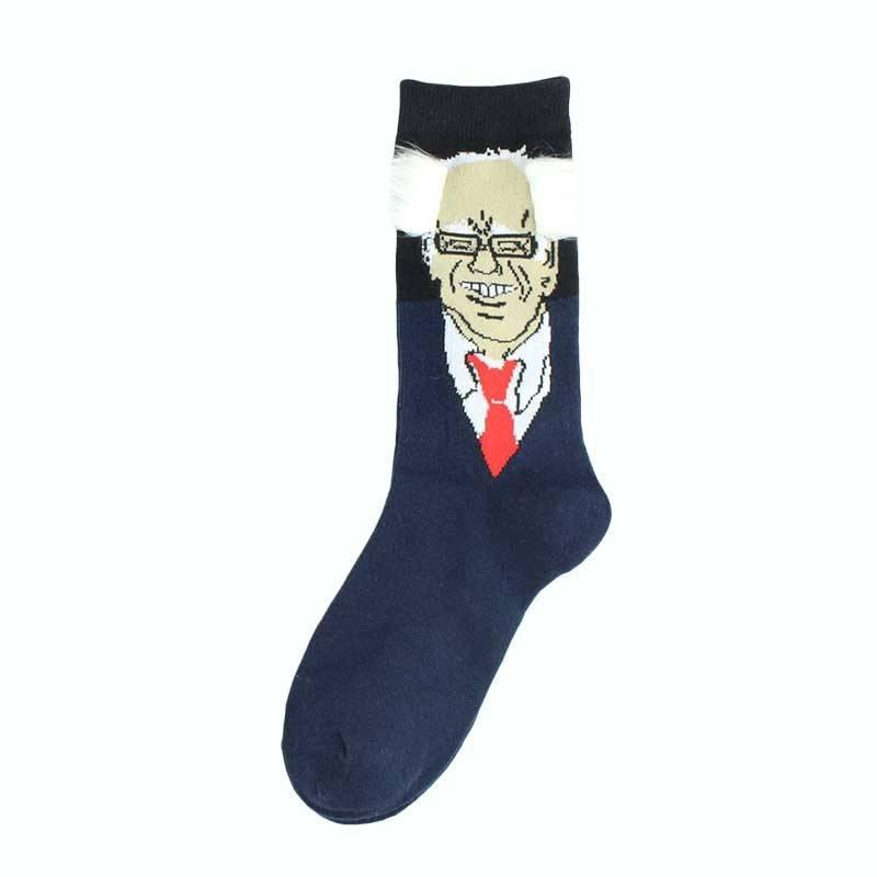 President Donald Trump Socks – Geeky Clothing