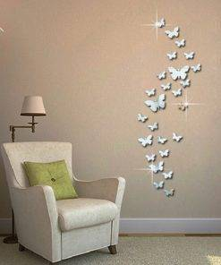 H488fb4a8a87c4b0b872d53565cc9a9bbf Butterfly Wall Stickers