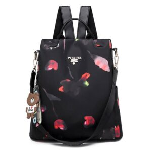 Anti-theft Waterproof Large Capacity  Women Backpack