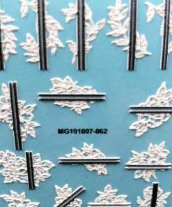 H4e1d3695af134daf89aec590d88c2fc6Q 3D Acrylic Art Engraved  Nail Sticker