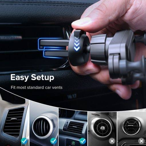 Gravity Car Holder For Phon GPS Stand For iPhone XS MAX Xiaomi