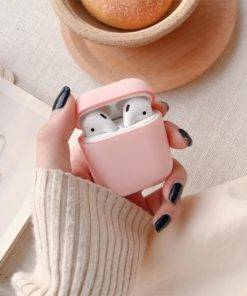 H6be5206d4b3b4f5b913dc684480e5ccdP Wireless Bluetooth Earphone Case For Apple AirPods