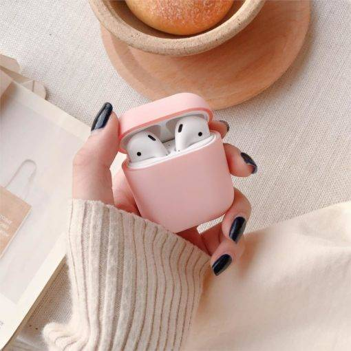 Wireless Bluetooth Earphone Case For Apple AirPods