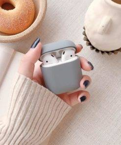 H706723d1ad244dabadce8f5d6321ce19m Wireless Bluetooth Earphone Case For Apple AirPods