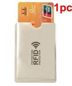 H748034dc4c5644c3a1f561824827ac2fY Wallet Blocking Reader Lock Bank Card Holder