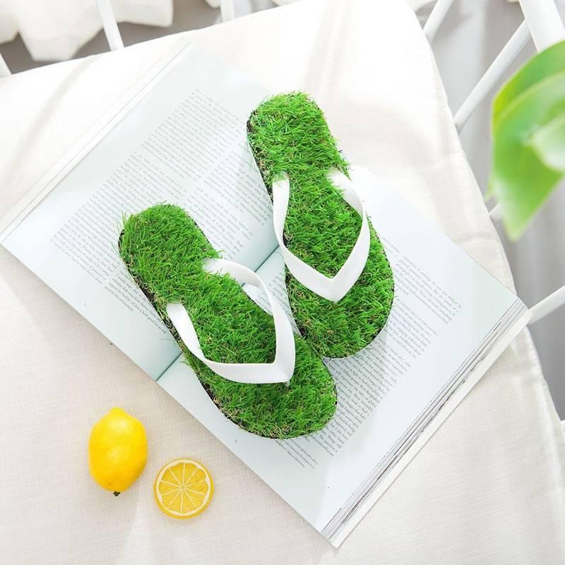 GFF Grass Flip Flops | Flip-Flops