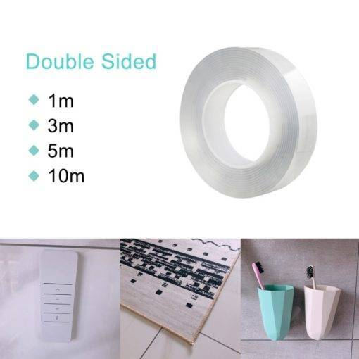 Nano Transparent Tape –  Waterproof Adhesive Tape