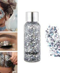 Body Face Glitter Gel For Party Festival
