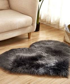 HLB1JnXeaiLrK1Rjy1zdq6ynnpXaN Fluffy Rugs Anti-Skid Home Bedroom Carpet Floor Mat
